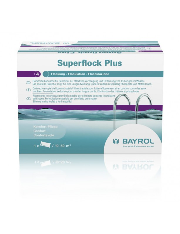 Superflock Plus, 1kg Karton