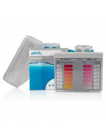 Pool-Tester pH / O₂